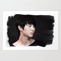 Leo - VIXX Art Print