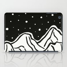 Starry Night Of Winter M… iPad Case