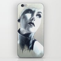 Her Wish  iPhone & iPod Skin