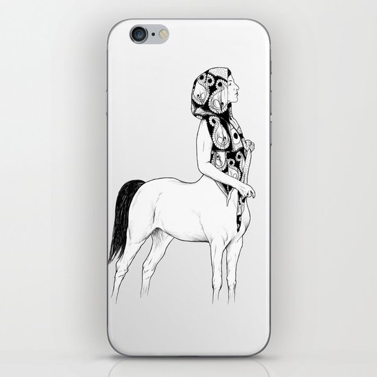 horses for courses I iPhone & iPod Skin