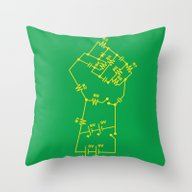 Re-Volt Throw Pillow