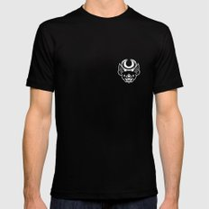 Nocturnal SMALL Mens Fitted Tee Black