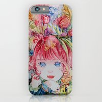 Nadias Dream Garden iPhone 6 Slim Case