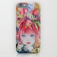 Nadias Dream Garden iPhone 6 Slim Case