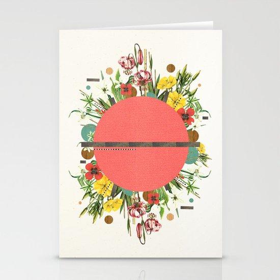 Organic Beauty_1 Stationery Card
