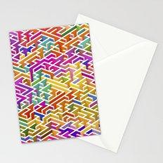 Labyrinth I Stationery Cards