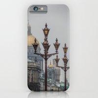 Street lights of Saint Petersburg  iPhone 6 Slim Case