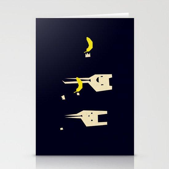 Pulp banana Stationery Card