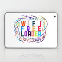 WIFI FREELOADER Laptop & iPad Skin