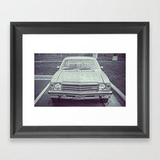 the Standard Framed Art Print