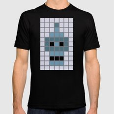 Bender Was Here Mens Fitted Tee SMALL Black