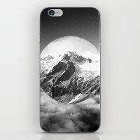 Cielo Grigio E Pungente iPhone & iPod Skin