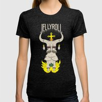 Jellyroll #5: Easter 2 Womens Fitted Tee Tri-Black SMALL