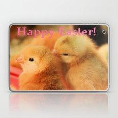 Easter Cuddles Laptop & iPad Skin