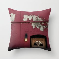 Dim Throw Pillow