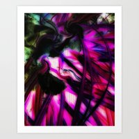 Abstract Photography 004 Art Print
