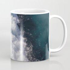 sea - midnight blue wave Mug
