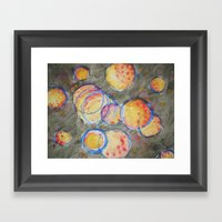 Spacey Framed Art Print