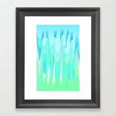 W.F Framed Art Print