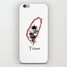 Taiwan, Taipei iPhone & iPod Skin
