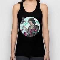 I'm Exhausted from Trying to Believe Unbelievable Things Unisex Tank Top