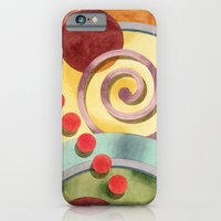 iPhone & iPod Case featuring Europa Design by Patricia Shea Designs