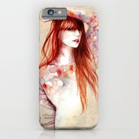 iPhone & iPod Case featuring Ella by Sarah Bochaton