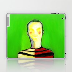 HIDDEN FACE Laptop & iPad Skin