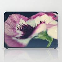 pansy iPad Case