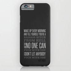 Wake Up Slim Case iPhone 6s