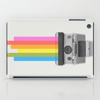 Taste the Rainbow iPad Case