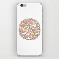 Sun Caves iPhone & iPod Skin