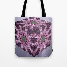 stormy roses Tote Bag
