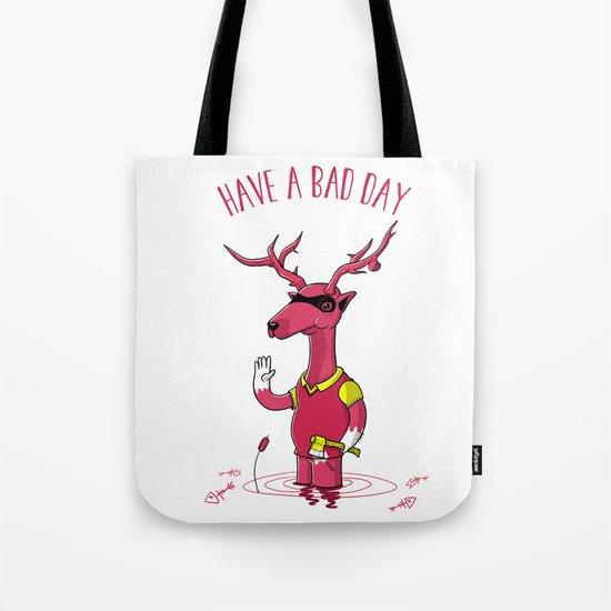 Bad Horacio Tote Bag