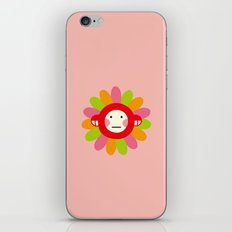 Redmon Flower iPhone & iPod Skin