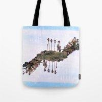 Landscapes c2 (35mm Double Exposure) Tote Bag