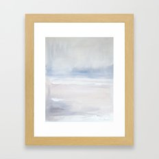 Steady Framed Art Print