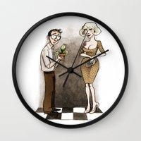 Little Shop Of Horrors Wall Clock