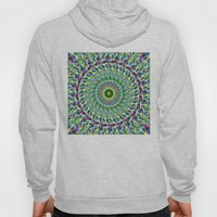 Psychedelic Abstract Pal… Hoody