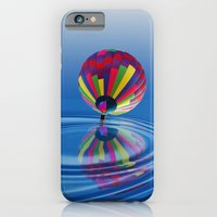balloon iPhone & iPod Cases featuring Balloon  by Kathleen Stephens