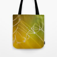 The Spiders Web - Fall Colors Tote Bag
