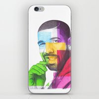 Drake Hotline  iPhone & iPod Skin