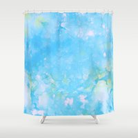 Cloud Song Shower Curtain