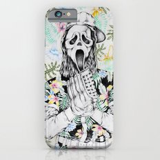 Ghost Face Pitcher iPhone 6 Slim Case