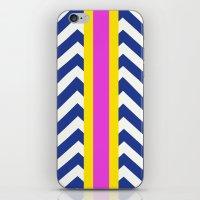 Raja Summer Chevron  iPhone & iPod Skin
