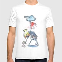 Stupid politicians Mens Fitted Tee White SMALL