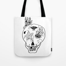 YOUNG GOLD Tote Bag