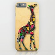 Animal Mosaic - The Gira… iPhone 6 Slim Case