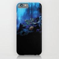 iPhone & iPod Case featuring Mermaid II by GalaArt