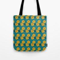 Marigold Repeat Tote Bag